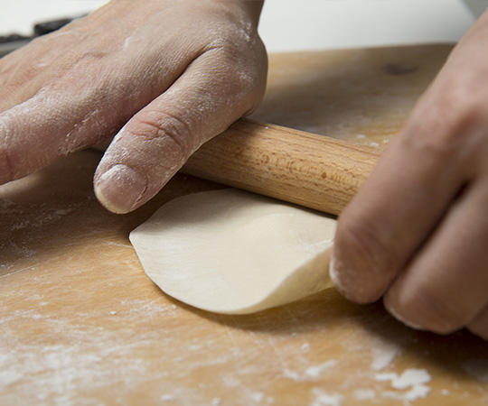 「ローズシャンハイ」に教わる、プロレベルの皮の作り方 -モチモチ編-