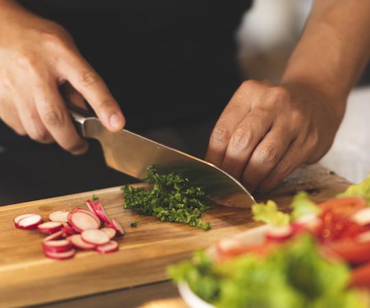 DIY料理男子による包丁のすゝめ 第二回